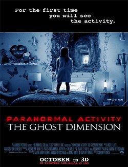 Actividad Paranormal 5 : La DimensióN Fantasma