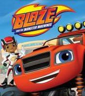 Blaze Monster Machine: Aventuras En Alta Velocidad