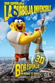 Bob Esponja: Un Heroe Fuera Del Agua