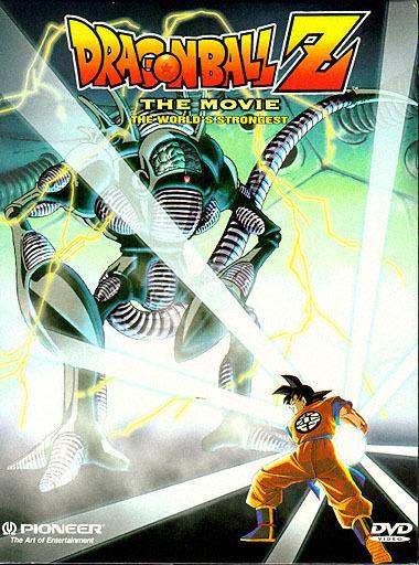 Dragon Ball Z El Hombre Mas Fuerte Del Mundo