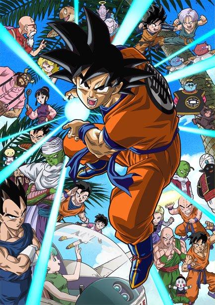 Dragon Ball Z Goku Y Sus Amigos Regresan