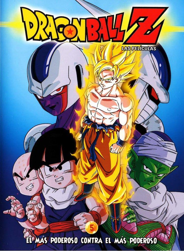 Dragon Ball Z : Los Rivales Mas Poderosos