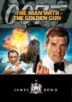 El Agente 007 : El Hombre Del Revolver De Oro Hd