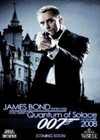El Agente 007: Quantum Of Solace Hd