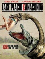 El Cocodrilo Vs Anaconda