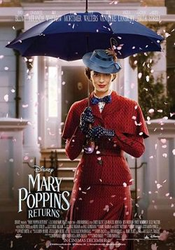 El Regreso De Mary Poppins Hd