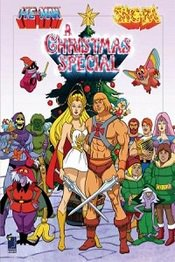 He-Man Y She-Ra: Especial Navidad