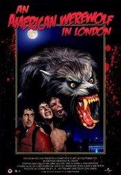 Hombre Lobo Americano En Londres Pelicula