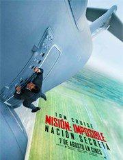 Mision Imposible 5: Nacion Secreta