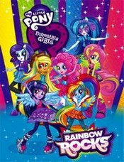 My Little Pony Equestria Girls : Rocas Del Arco Iris
