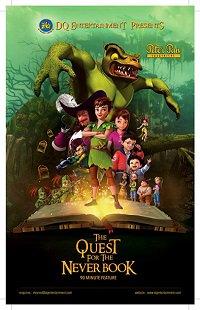 Peter Pan: La BúSqueda Del Libro De Never