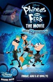 Phineas Y Ferb: A Traves De La Segunda Dimension