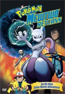 Pokemen : El Regreso De Mewtwo