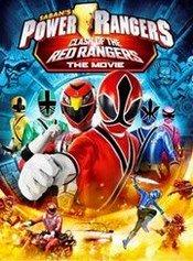 Power Rangers: El Choque De Los Rangers Rojos