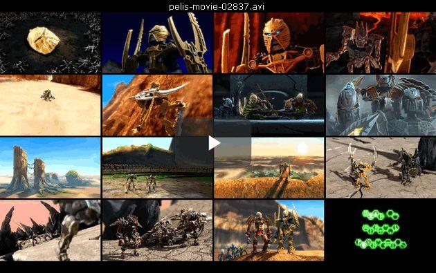 Bionicle : La Leyenda Renace