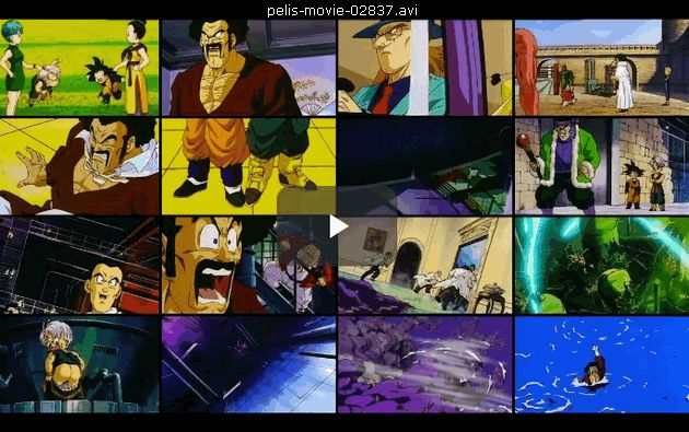 Dragon Ball Z El Combate Definitivo