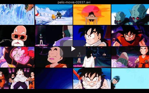 Dragon Ball Z El Mas Fuerte Del Mundo