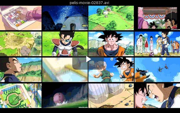 Dragon Ball Z Vuelven Son Goku Y Sus Amigos