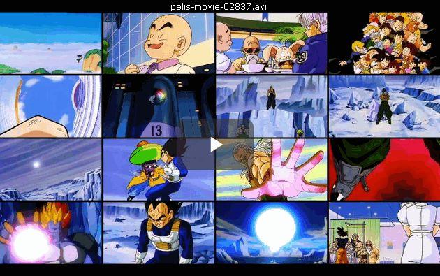 Dragon Ball Z Los Tres Grandes Super Saiyajin