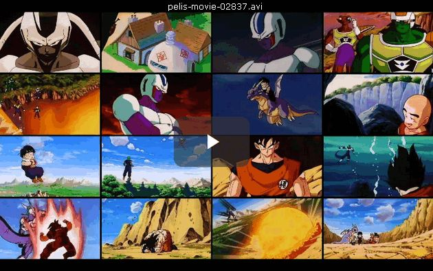Dragon Ball Z Los Mejores Rivales