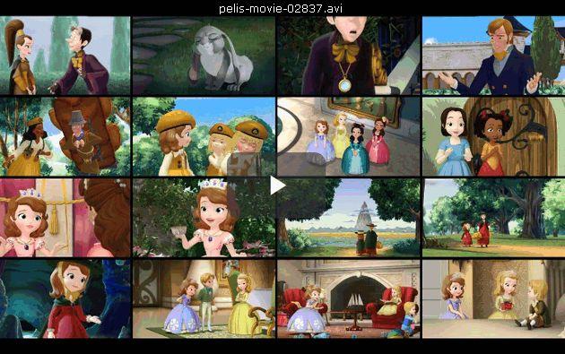 La Princesa SofíA: La Fiesta Encantada