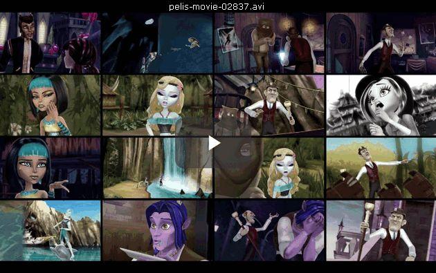 Monster High: Escape De La Isla Calavera