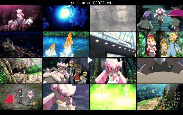 PokéMon La PelíCula Xy: Hakai No Mayu A Diancie (PokéMon La PelíCula: Diancie Y El Capullo De La DestruccióN) (PokéMon PelíCula 17)
