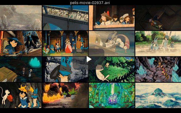 Pokemon 8 : Lucario Y El Misterio De Mew