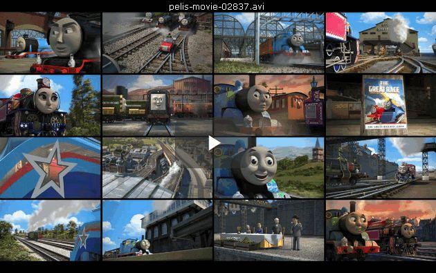Thomas Y Sus Amigos La Gran Carrera