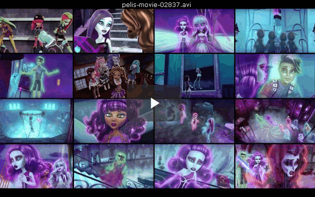Monster High: FantasmagóRicas