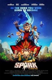 Spark, Una Aventura Espacial Hd