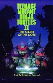 Tortugas Ninja Ii: El Secreto De Los Mocos Verdes