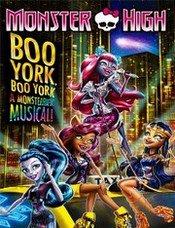 Ver Monster High : Buu York Buu York